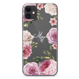 My Floral Lace Custom iPhone 8 Case