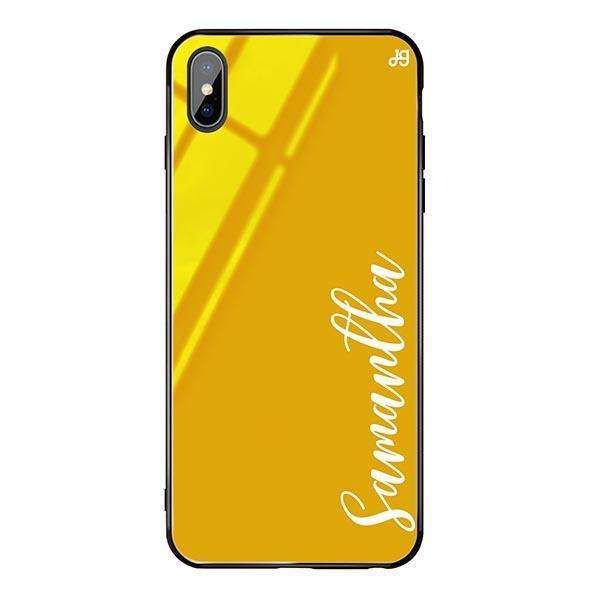 Falling For You Mango Mojito Glass Case
