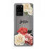 Vintage Floral Samsung S20 Ultra Soft Clear Case