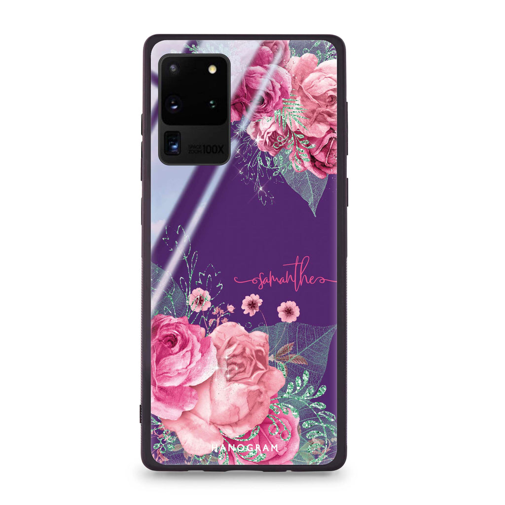 WildRose Samsung S20 Ultra Glass Case