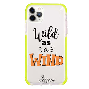 Wild as a Wind Frosted Bumper Case