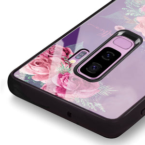 WildRose Samsung S9 Plus Glass Case