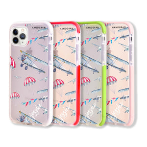 Propeller Shockproof Bumper Case