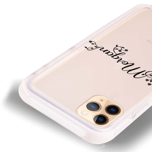 Natural & Me Frosted Bumper Case