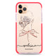 Artistic Girls II iPhone 11 Pro Max Shockproof Bumper Case