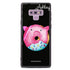 Sweet donut piggy Samsung Note 9 Glass Case
