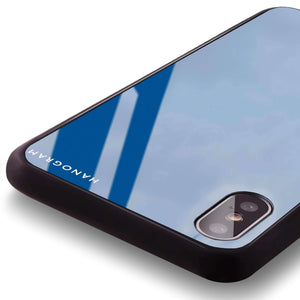 Make It Simple Princess Blue Glass Case