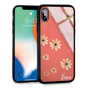 Faceflower Living Coral Glass Case