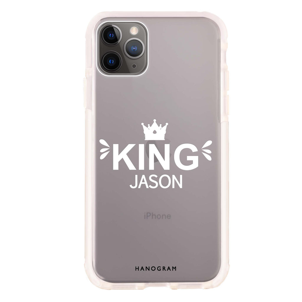 I am the King Shockproof Bumper Case