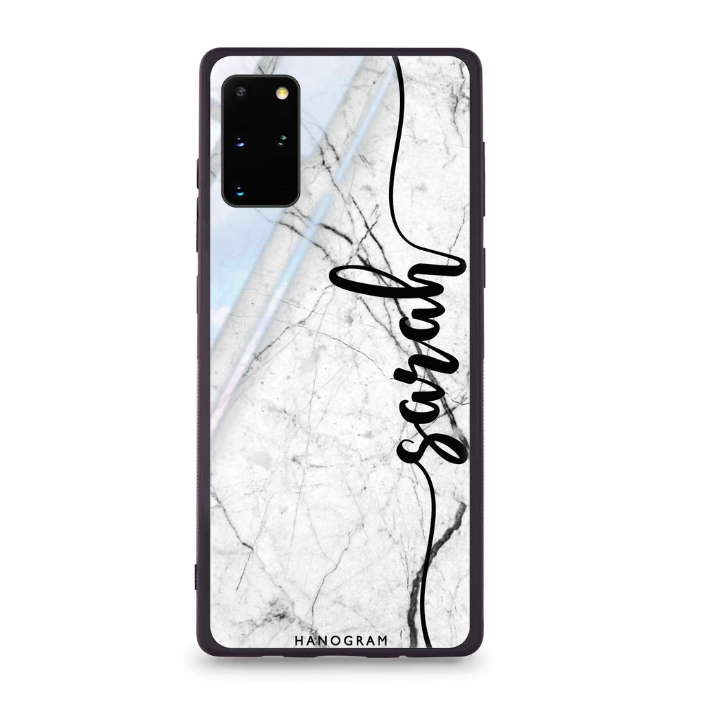 Marble Edition II Samsung S20 Plus Glass Case