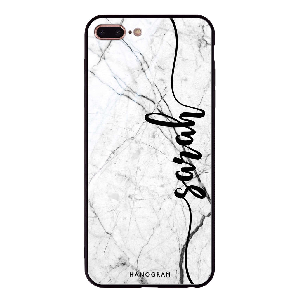 Marble Edition II iPhone 8 Plus Glass Case