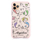 MerryMermaids iPhone 11 Pro Max Frosted Bumper Case