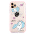 Queen & Unicorn Frosted Bumper Case