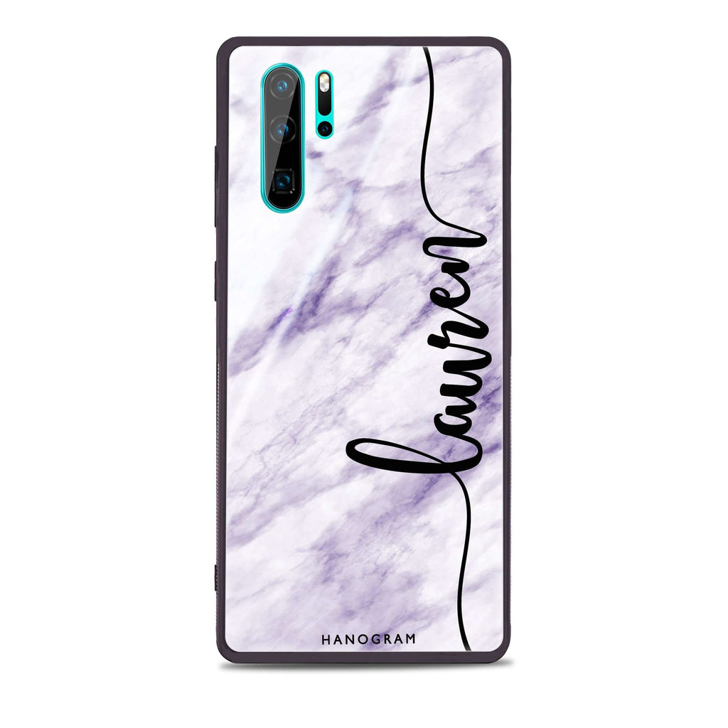 Marble Edition IV Huawei Glass Case