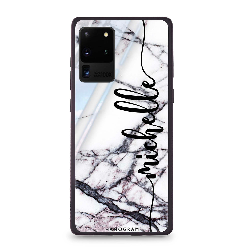 Marble Edition VI Samsung S20 Ultra Glass Case