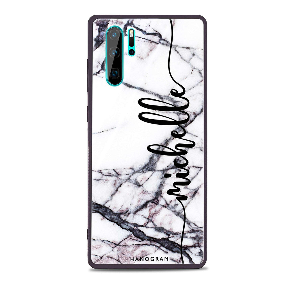 Marble Edition VI Huawei Glass Case
