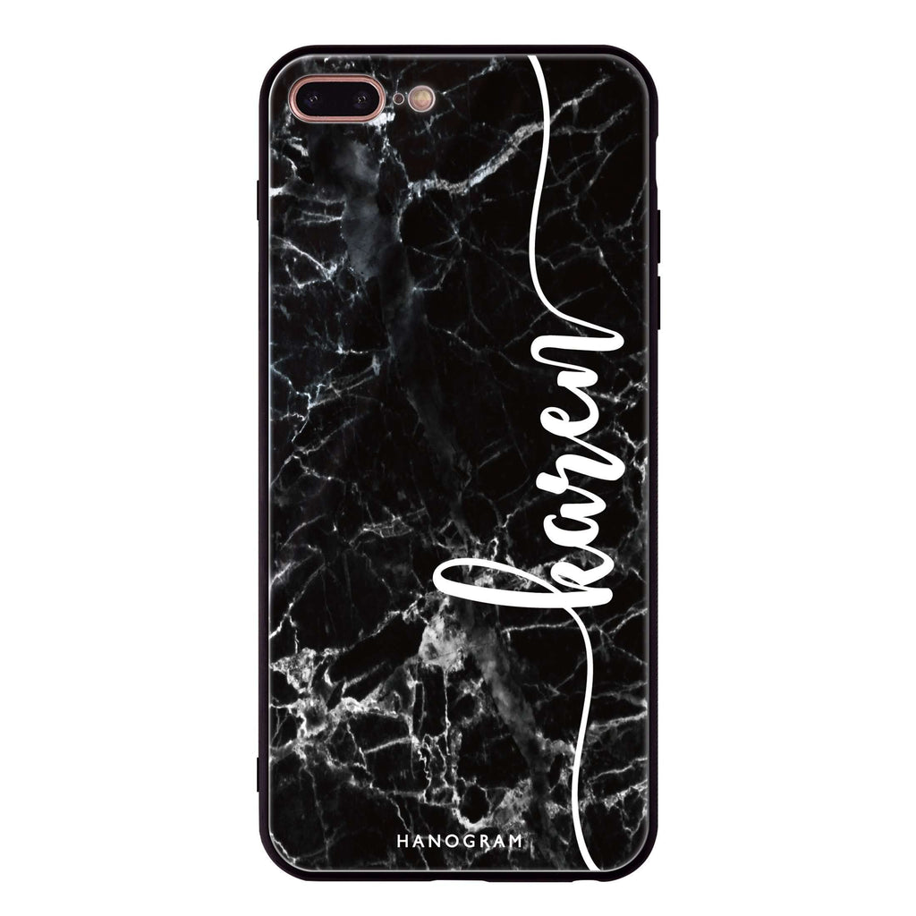 Marble Edition VII iPhone 8 Plus Glass Case
