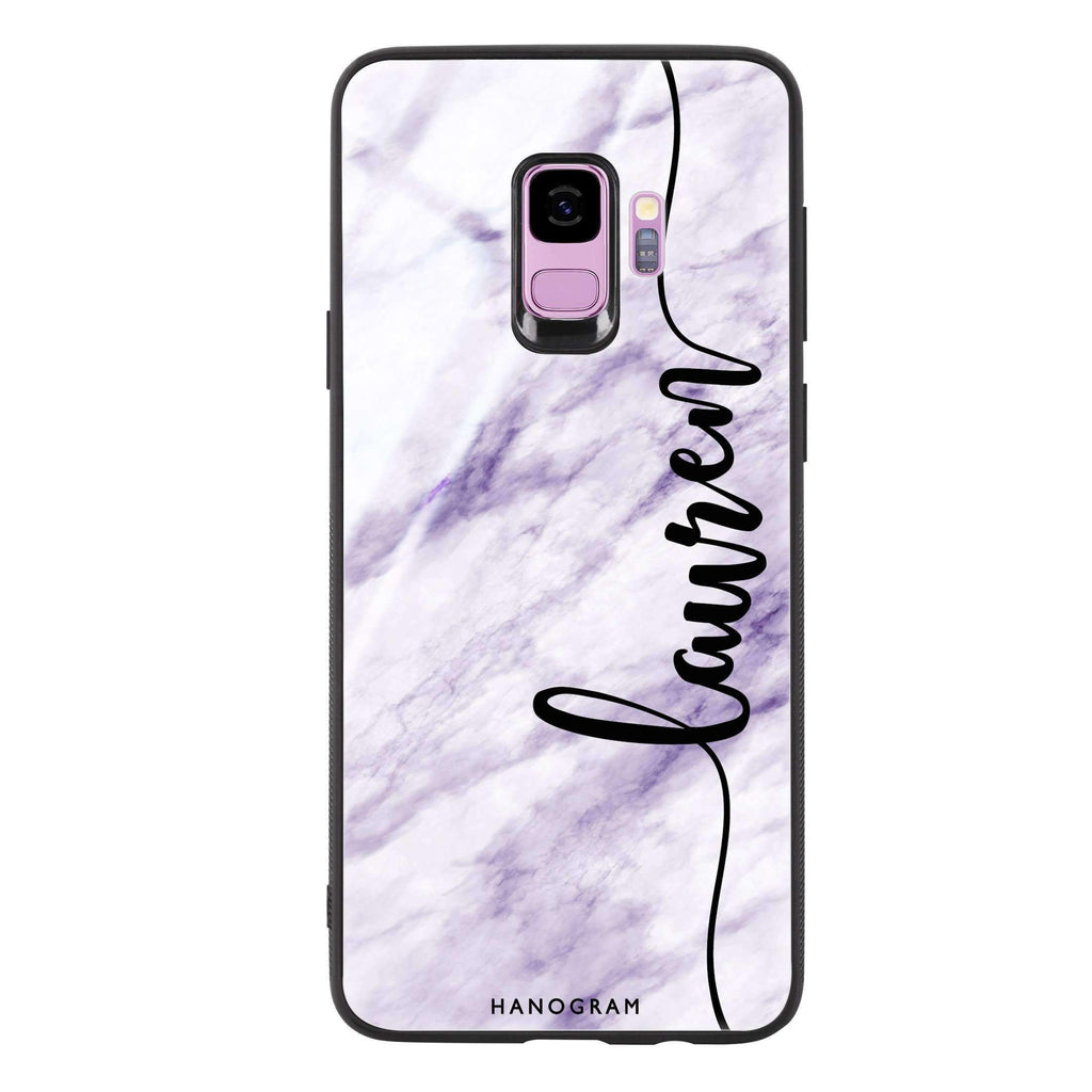 Marble Edition IV Samsung S9 Glass Case