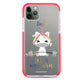 Gymnast Unicorn Shockproof Bumper Case