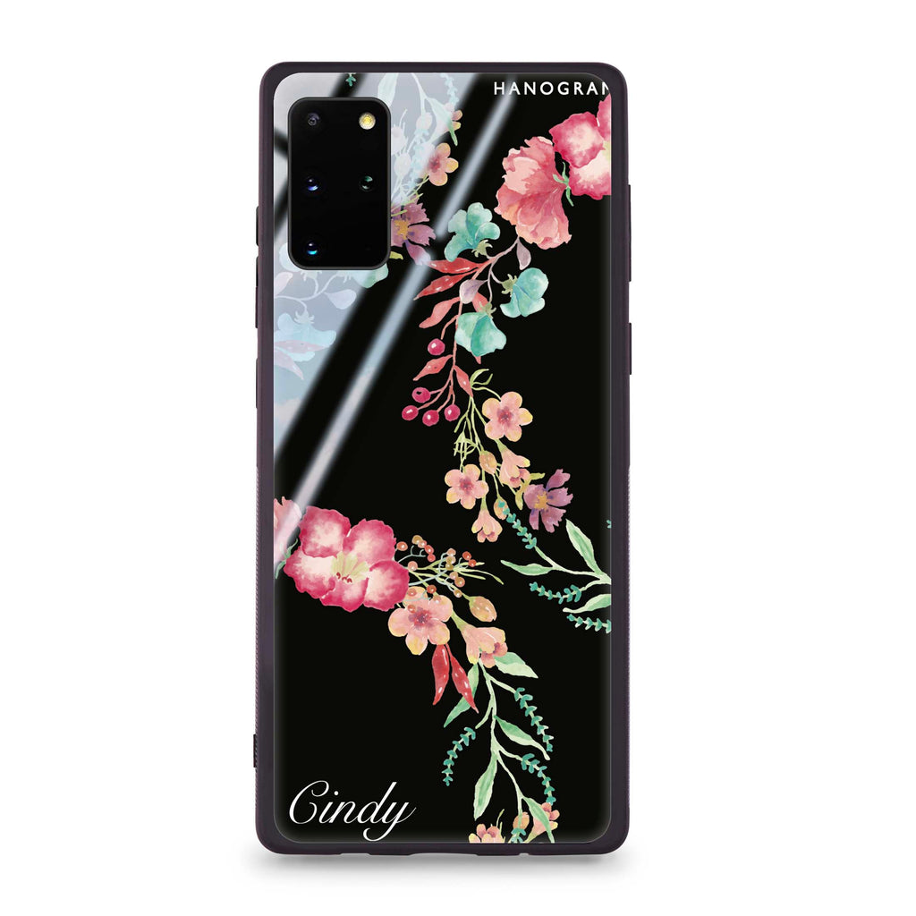 Spring Flowers Samsung S20 Plus Glass Case