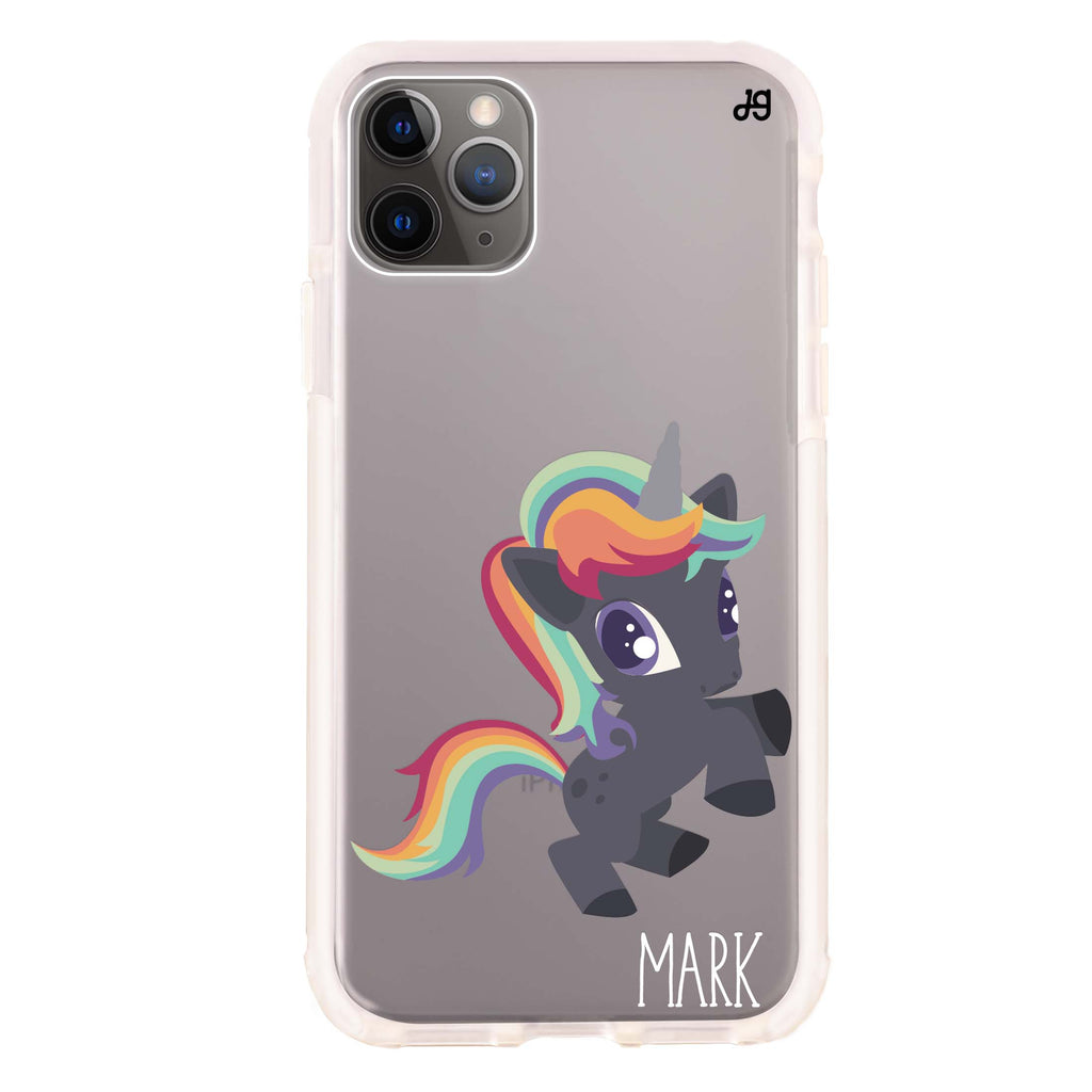 Lovely Unicorn I Shockproof Bumper Case