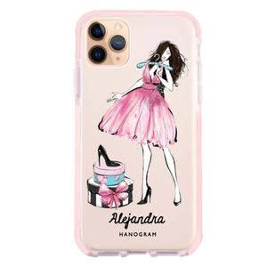 Fashion Party Frosted Bumper Case