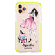 Fashion Party iPhone 11 Pro Max Frosted Bumper Case