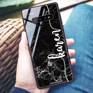 Marble Edition VII Samsung S10 Plus Glass Case