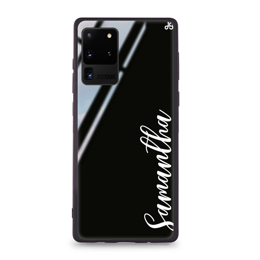 Falling For You Samsung S20 Ultra Glass Case