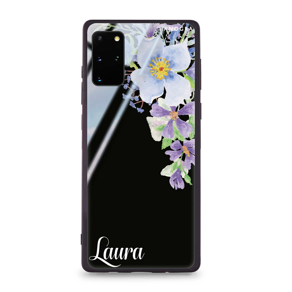 Fragrance of Flower Samsung S20 Plus Glass Case