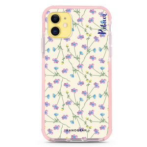 Pretty Watercolor Flowers - iPhone XR Case