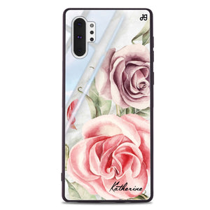 Simple Floral Custom iPhone Case