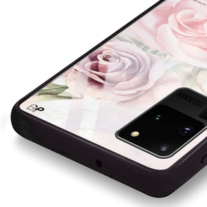 Marble & Rose Samsung Glass Case