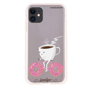 Floral and Bunny Custom Samsung S8 Plus Case
