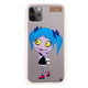 Zombie Love's girl Frosted Bumper Case