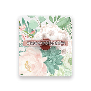 Vintage Flowers - Ring Stent
