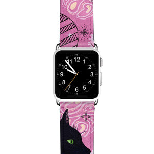 Kittens planet II APPLE WATCH BANDS