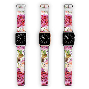 Pretty Floral APPLE WATCH BANDS