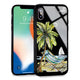 Summer on the beach iPhone XS Max Glass Case
