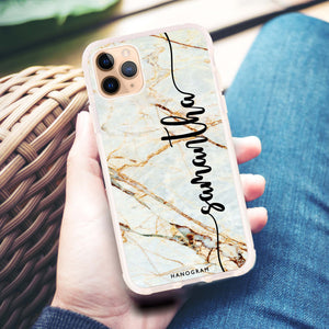 Marble Edition III Frosted Bumper Case