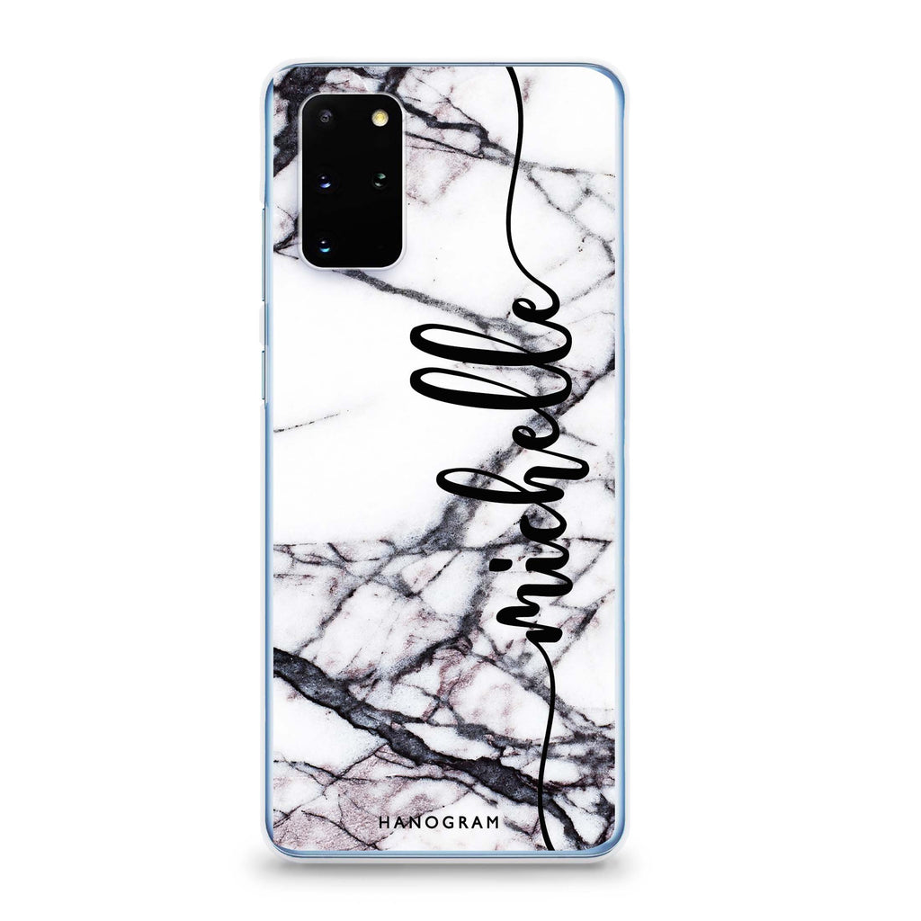 Marble Edition VI Samsung S20 Soft Clear Case