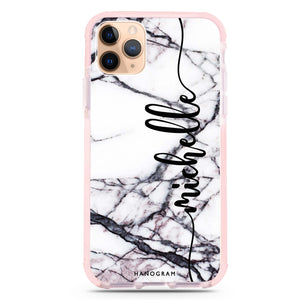 Marble Edition VI iPhone 11 Pro Max Shockproof Bumper Case