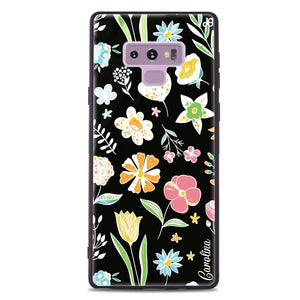 Spring Moment Samsung Note 9 Glass Case