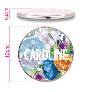 Watercolor Foral Wireless Charger
