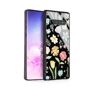 Spring Moment Samsung S10 Plus Glass Case