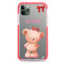Bear Lovely Frosted Bumper Case