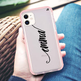 Camera & Handwritten Custom iPhone 8 Plus Case