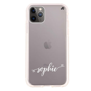 Made with love Frosted Bumper Case