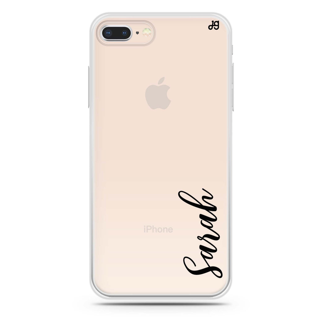 Falling For You iPhone 7 Plus Soft Clear Case