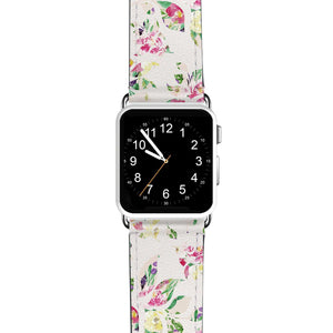 Floral Rain APPLE WATCH BANDS